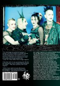 Back Cover California Deathrock Subculture Portraits by Forrest Black and Amelia G