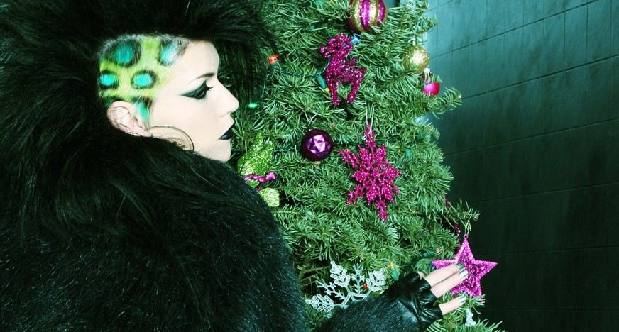 malice mcmunn xmas tree decorations